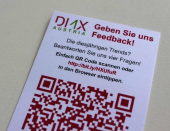 Mobile Marketing auf der DMX